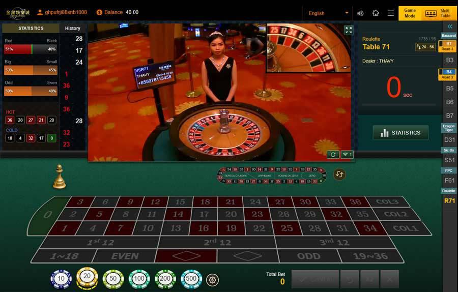 เล่น Venus Casino