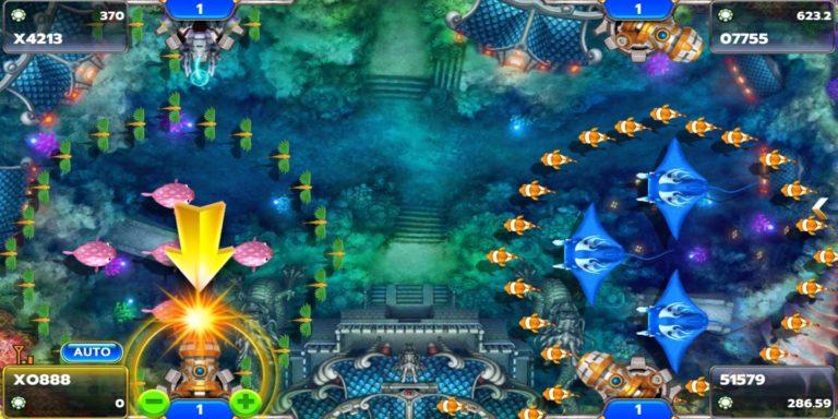 เกมยิงปลา Fish hunter 2 super ex เกมคาสิโนออนไลน์ สุดมันส์ต้องนี่เลย
