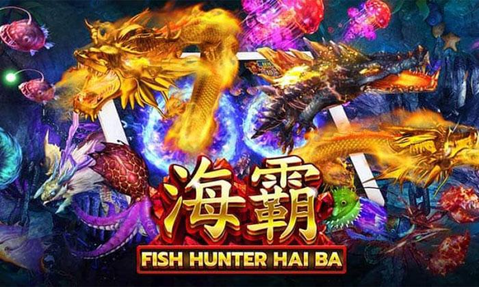 เกมยิงปลา Fish hunter hai ba เกมคาสิโนออนไลน์ สุดฮอตที่ท้าให้คุณได้ลอง!!