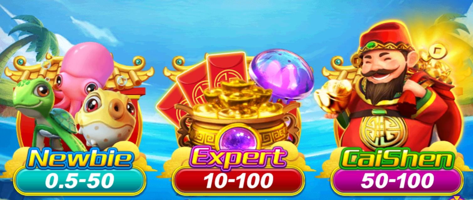 เกมยิงปลา เทพเจ้าแห่งโชคลาภ เกมที่จะทำให้บรรดานักพนัน คาสิโนออนไลน์ ได้กำไรสูง