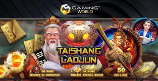 TaiShang LaoJun ต้องขอแนะนำเลยว่า เกมคาสิโนออนไลน์ที่เล่นไม่รู้จักเบื่อกับการรับเงินทำกำไรได้มหาศาล