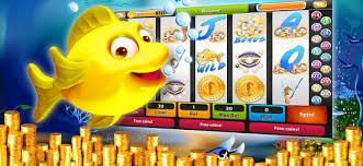 สล็อตปลาทอง เกมคาสิโนออนไลน์