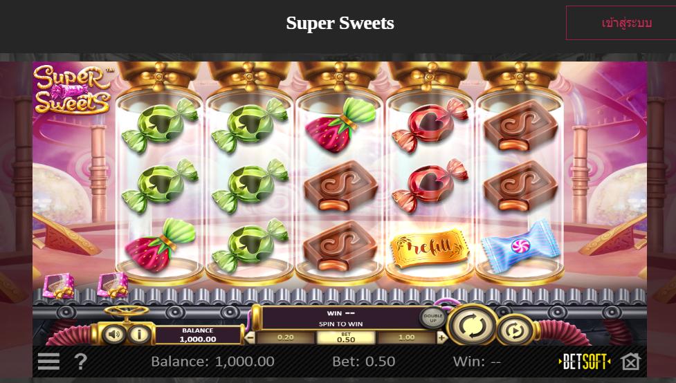 super sweet slot online