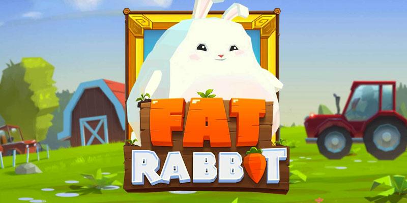Fat Rabbit Slot สล็อตเจ้ากระต่ายตัวอ้วน กับรางวัลเล่นแล้วสุดท้าทาย ได้สปินฟรีง่าย